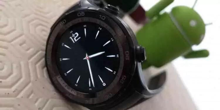 Análise Huawei Watch 2 3