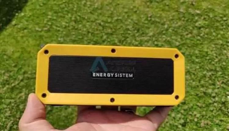 Análise Energy Sistem Outdoor Bike 5