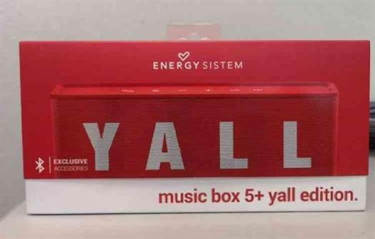 Análise Energy Sistem Music Box 5+ Yall edition 1