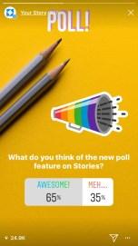 Instagram terá o recurso de perguntas e respostas nas hitórias, algo por trás ? 1