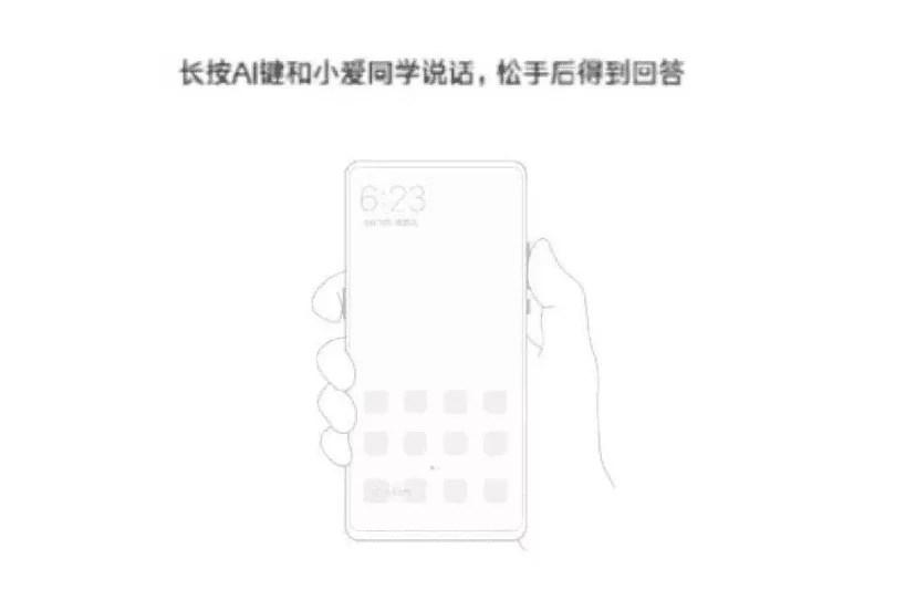 Xiaomi Mi MIX 3 informação de design sugere margens reduzidas e câmara POP-UP! 2