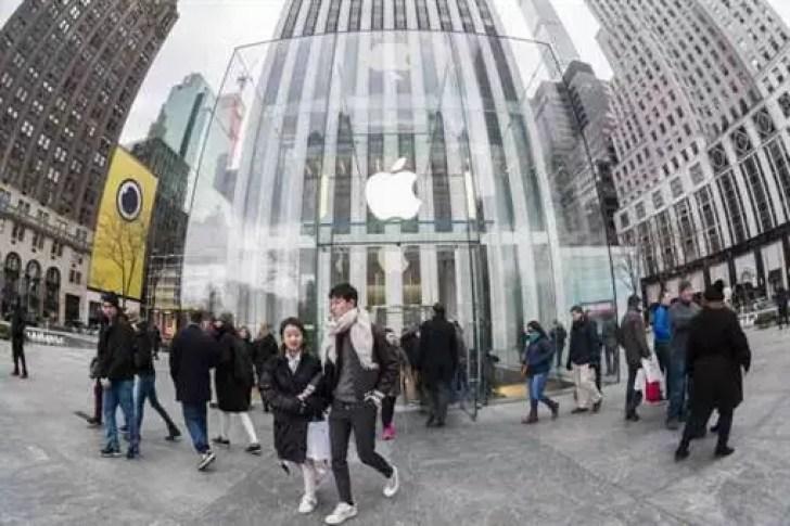Apple bate outro recorde, atinge 17% de aumento na receita 2
