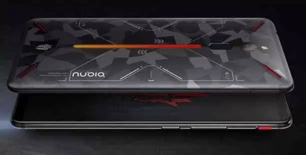 Nubia Red Magic Urban Camuflagem