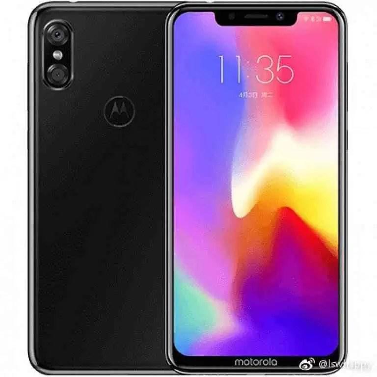Motorola P30 revelado com especificações no site oficial na China 2