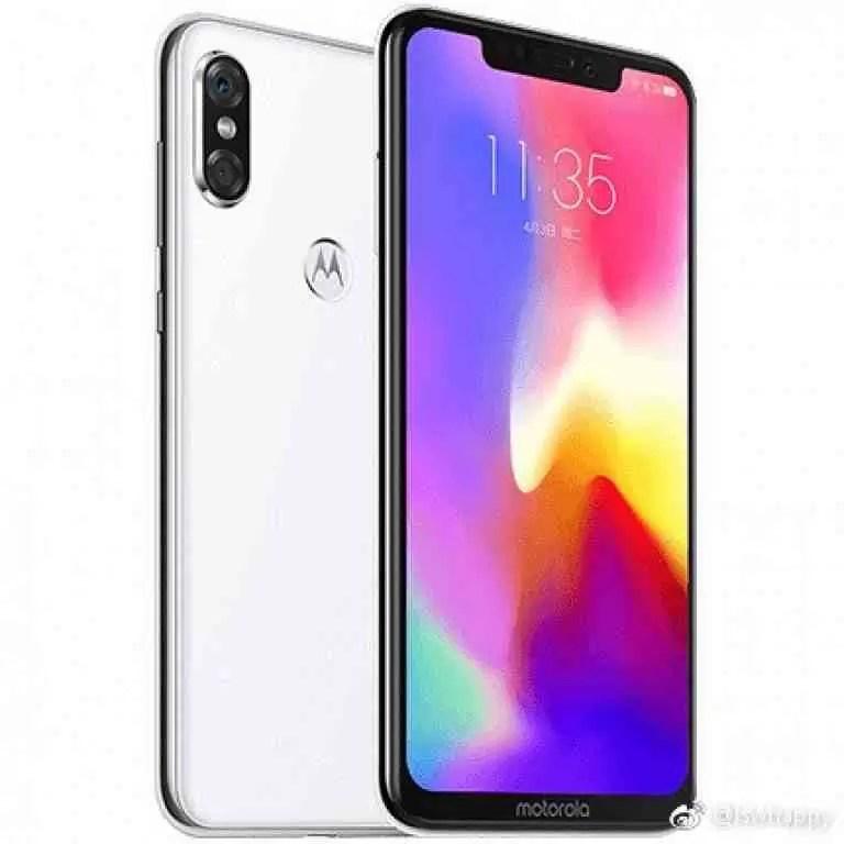 Motorola P30 revelado com especificações no site oficial na China 3