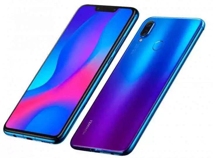 Huawei Nova 3 à venda a 23 de agosto, Nova 3i Iris Purple a 21 de agosto 1