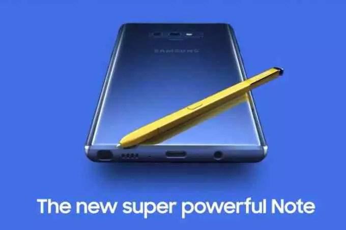 Samsung deveria ter cancelado o Galaxy Note 9 1