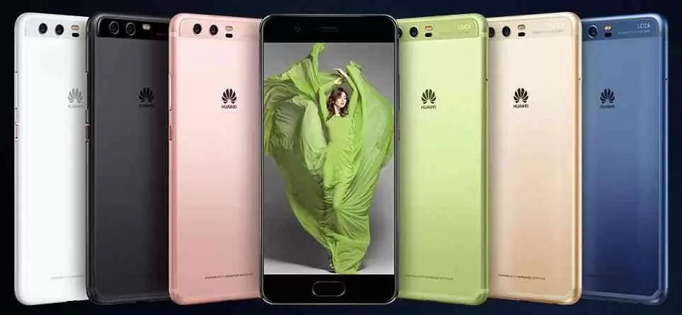 EMUI 9 começa a chegar a unidades globais Huawei P10 1
