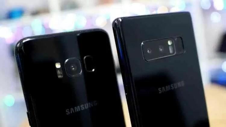 Galaxy Note 8 Vs S8 Plus 2