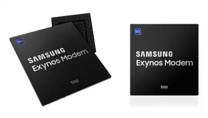 Samsung desenvolve o Exynos Modem 5100 para smartphones 5G 1