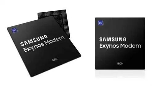 Samsung desenvolve o Exynos Modem 5100 para smartphones 5G image