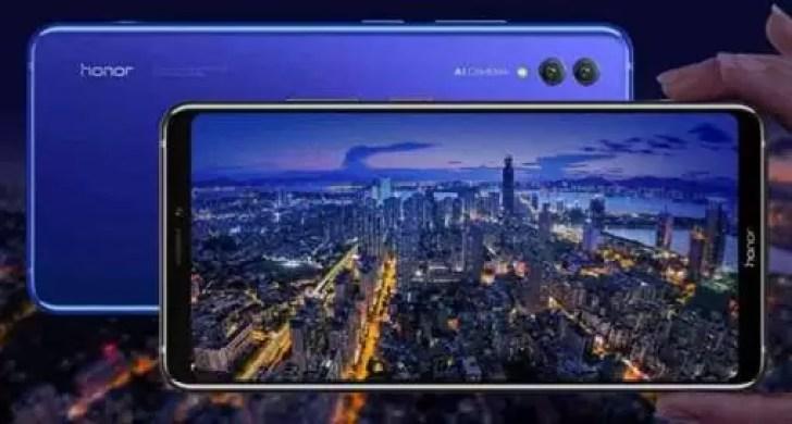 Fica a saber tudo sobre o Huawei Honor Note 10 com display AMOLED de 7, bateria de 5.000 mAh e Kirin 970 5