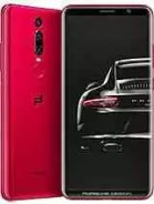 Design do Huawei Companheiro RS Porsche