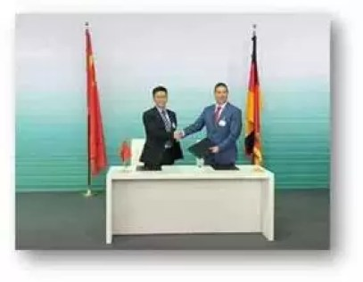 Huawei e Audi assinam memorando de entendimento para cooperação estratégica 1