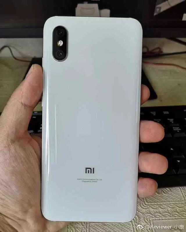 Alegado Xiaomi Mi 8X image 0