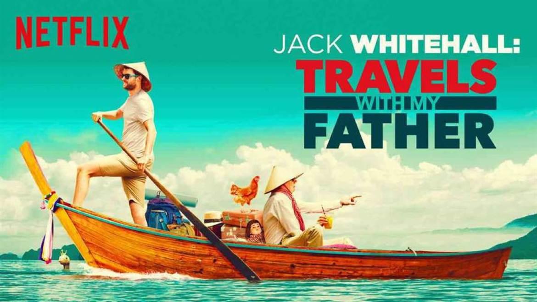 Jack Whitehall: Viagens com meu pai regressa em setembro 1