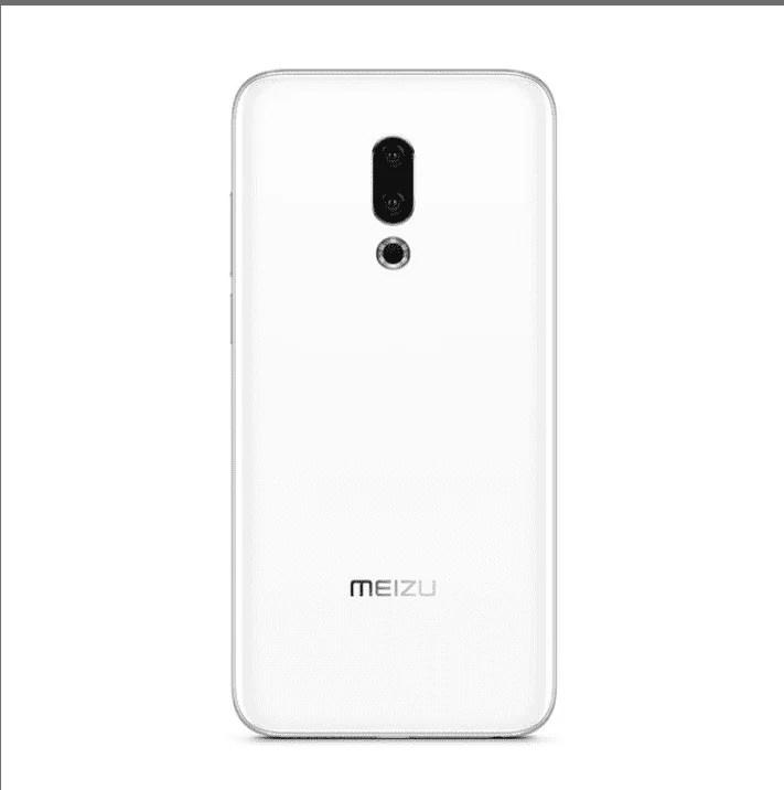 Meizu 16 e 16 Pro oficial: Moldura fina e leitor de impressão digital no ecrã 3
