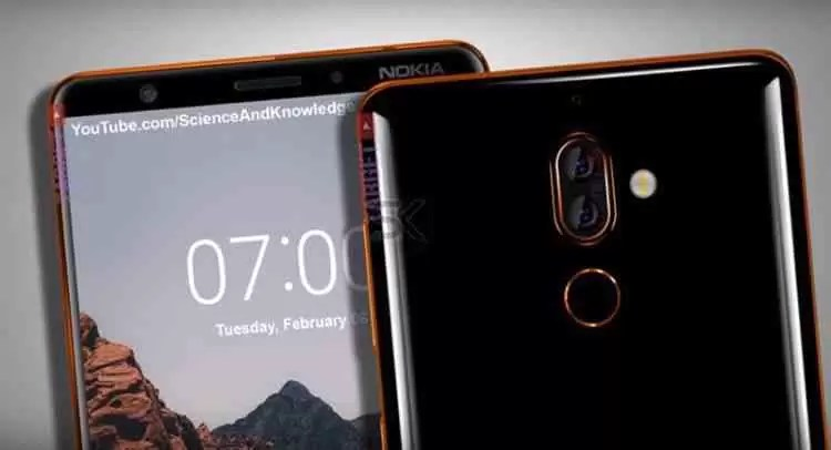 Nokia 7 Plus Android Oreo Mwc Smartphone