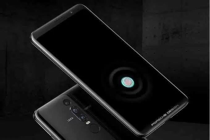 Huawei Mate 20 Pro vai ter o mesmo leitor de impressões digitais no ecrã que o Galaxy S10 1