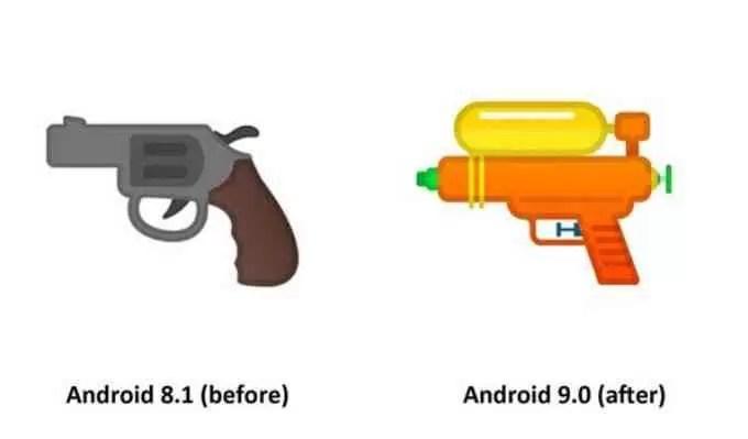 Android 9.0 Pie vem com 157 novos designs de emojis 2