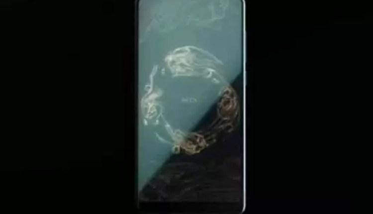 Xiaomi Mi Mix 2S Emerald Green revelado 3