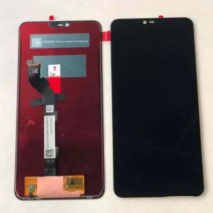 Xiaomi Redmi Note 6 revelado com ecrã com entalhe 1