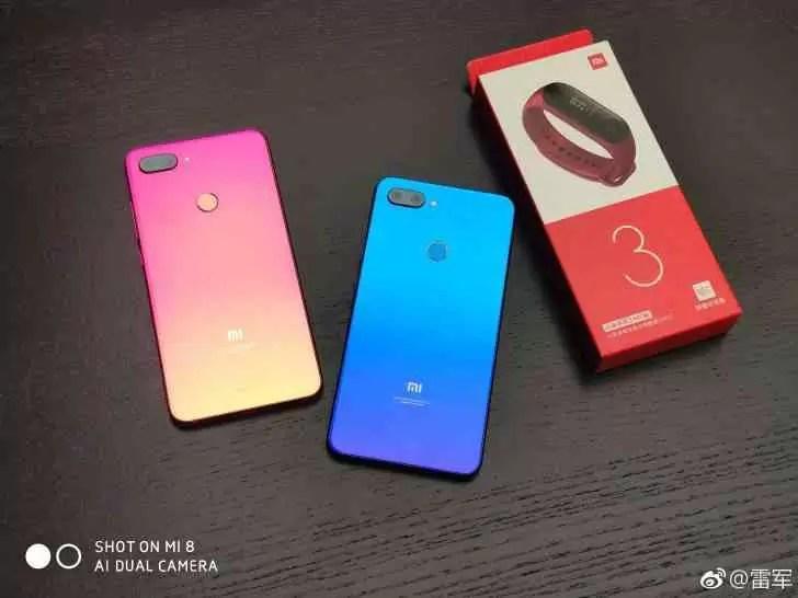 Amostras de câmara Xiaomi Mi 8 Lite revelam configuração poderosa 2