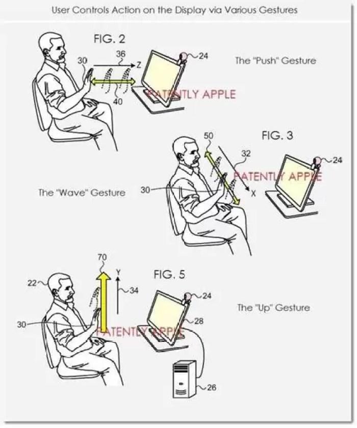 Samsung reinventa navegação por gestos com a sua mais recente patente 2