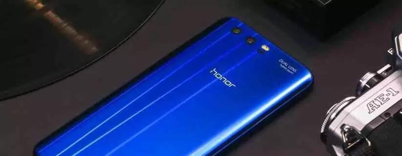 Atualização GPU Turbo para o Honor 9 e Honor V9 iminente. Huawei anuncia o programa beta 1