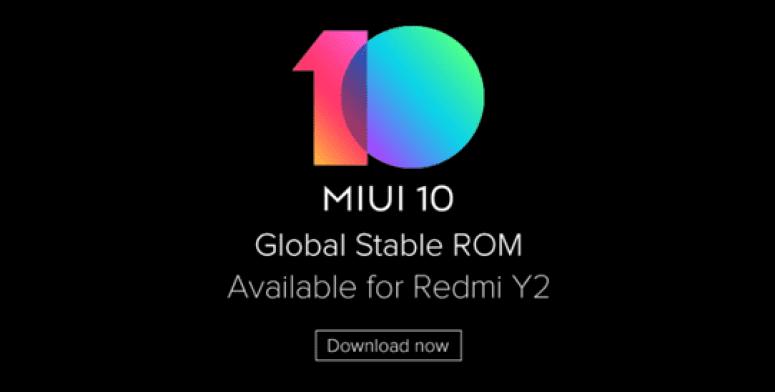 A atualização MIUI 10.0.4 para Redmi S2 / Y2 melhora o modo retrato selfie, corrige problemas de ponto de acesso e muito mais 1