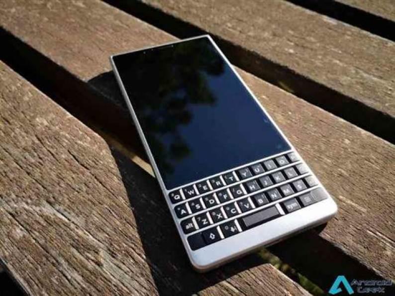 Análise Blackberry KEY2 o passado e o futuro num terminal único 1