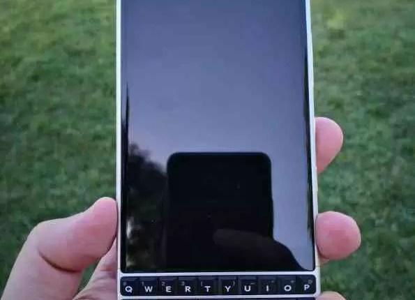 Blackberry Key2 LE disponível em portugal e na UE 2