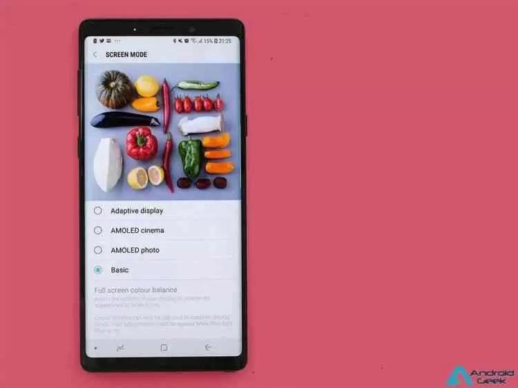Análise Samsung Galaxy Note 9 - em equipa que ganha não se mexe (muito) 6