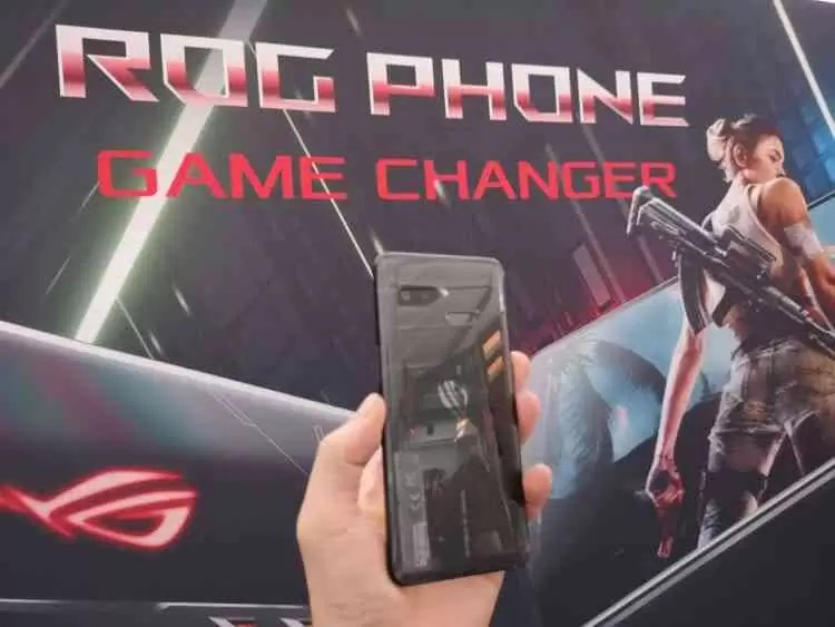 Hands On Asus Rog Phone O Game Changer no mobile Gaming image