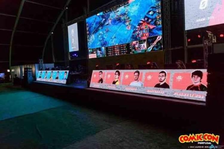Rescaldo Comic Con Portugal 2018 12