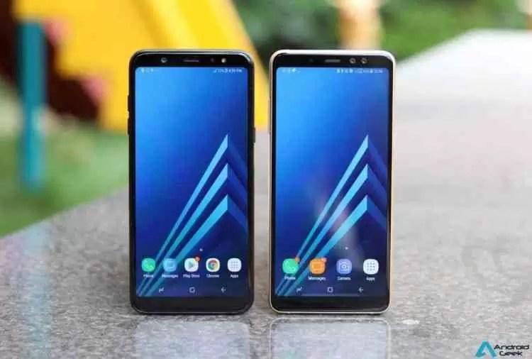 Efeito Huawei: Samsung Galaxy A7 (2018) mostra três câmaras traseiras 1