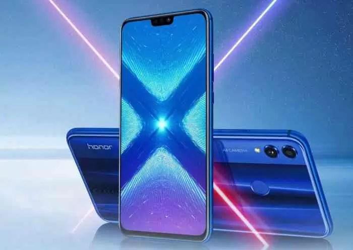 Honor 8X, todas as informações, características e preços 1