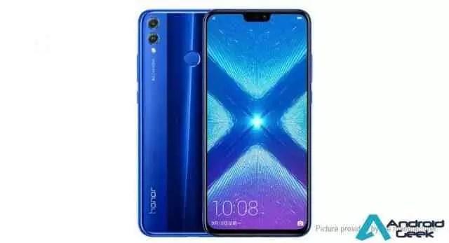 Huawei Y9 (2019) na TENAA revela uma variante Honor 8X mais poderosa 2