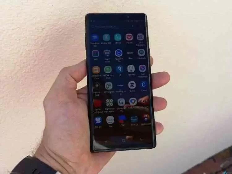 Análise Samsung Galaxy Note 9 - em equipa que ganha não se mexe (muito) 5