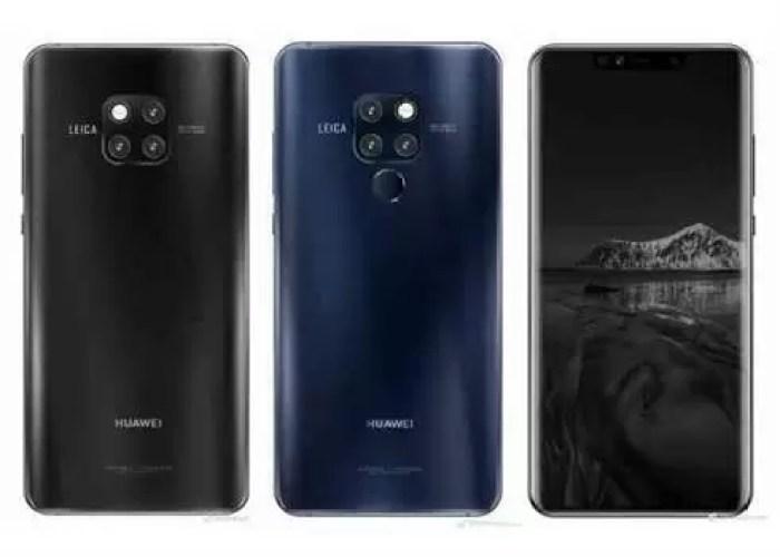 Já viram o Huawei Mate 20 em imagens de alta qualidade? 2