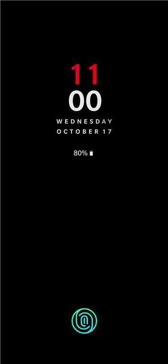 OnePlus 6T será apresentado em 17 de outubro com o seu leitor de impressões digitais sob o ecrã image