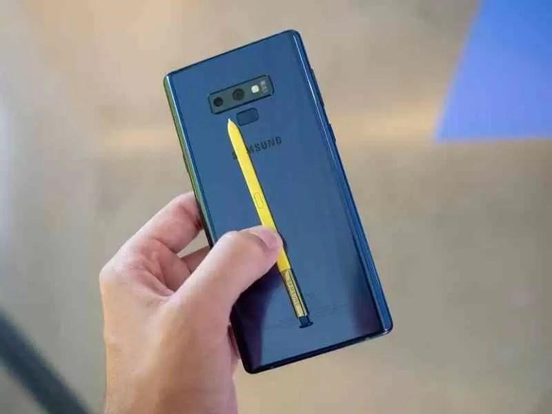Análise Samsung Galaxy Note 9 - em equipa que ganha não se mexe (muito) 12