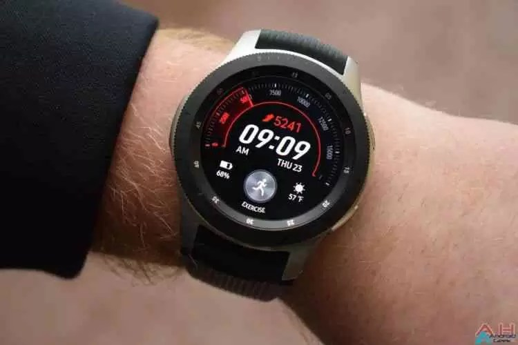 Samsung Galaxy Watch já chegou às lojas portuguesas 1