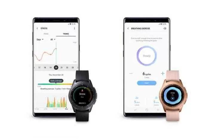 Este é o Samsung Health 6.0, a maior atualização do serviço de saúde da Samsung 4