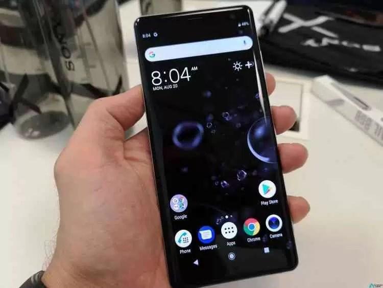 Sony Xperia XZ3 e Sony XA2 Plus apresentados em Portugal com preços que revelam uma mudança de direcção 1