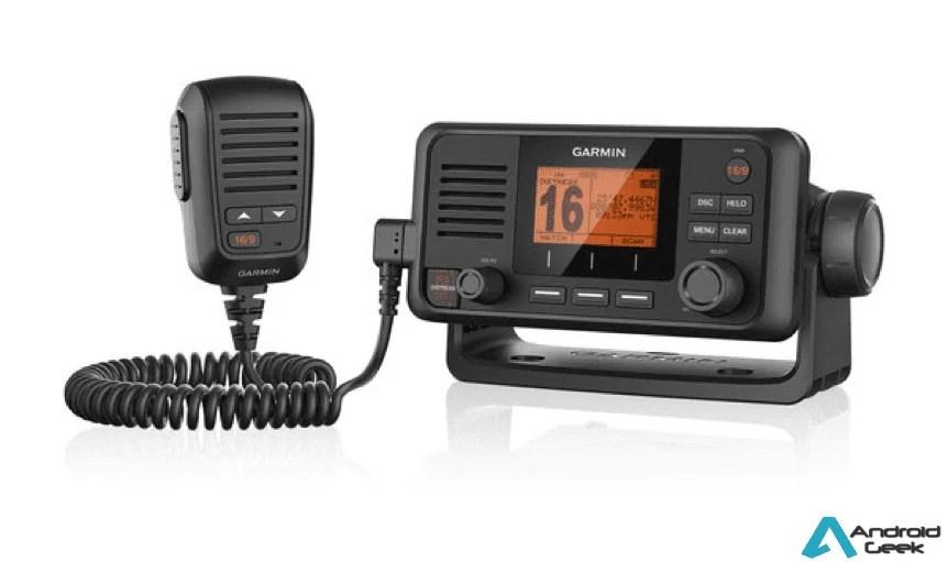 Garmin anuncia novos rádios náuticos VHF com recetor GPS integrado 1