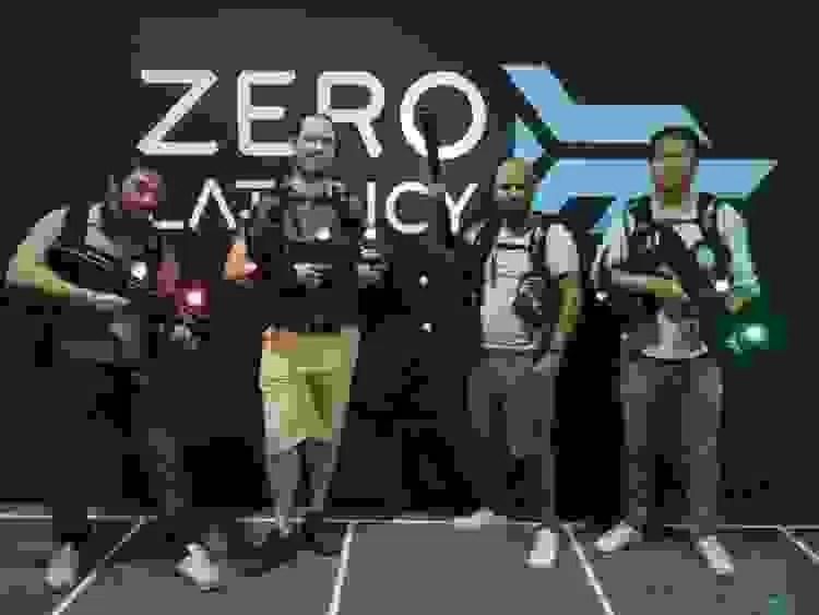 Voltámos ao Zero Latency seis meses depois e está cada vez melhor! Engineerium é o novo desafio 2