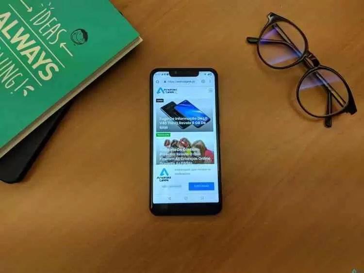 Wiko View2 Go é elegante, com boa performance e acessível – o smarphone ideal para colocar na árvore de Natal 1