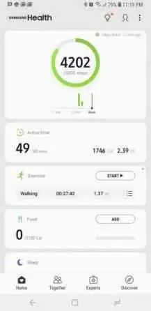 Análise Samsung Galaxy Watch - O Tizen está cada vez melhor 7