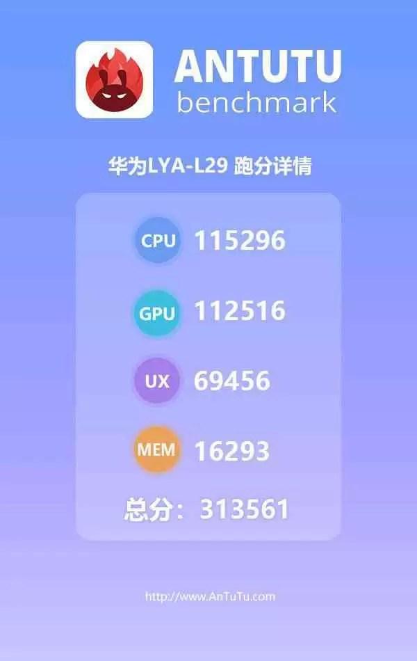 Huawei Mate 20 Pro: faz mais de 313.000 pontos no AnTuTu 1